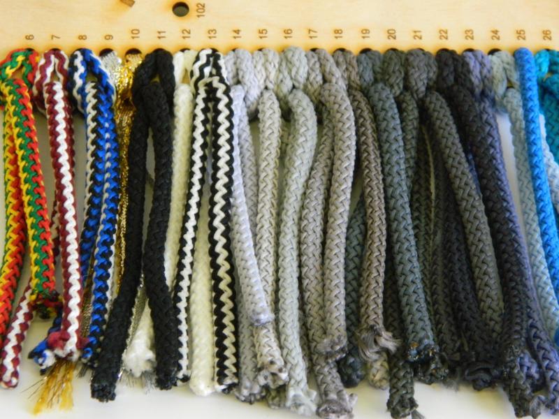 Трикотажный шнур для вязания 711